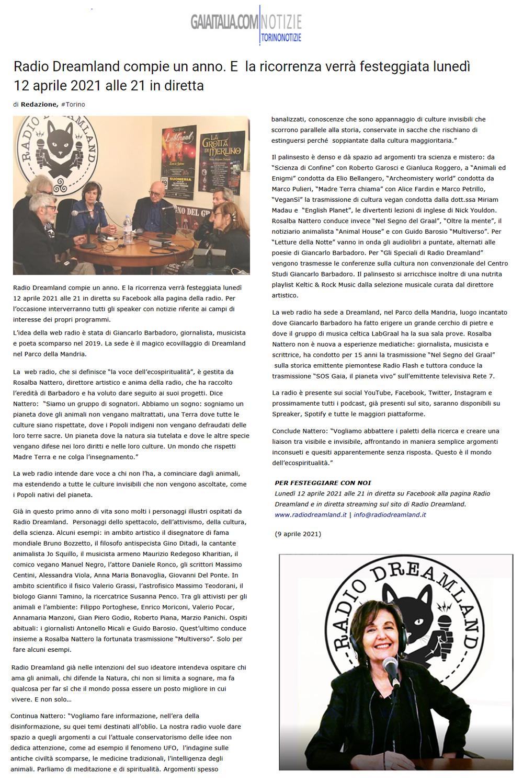 gaia-italia-notizie-09-04-2021-radio-dreamland-compie-un-anno.jpg